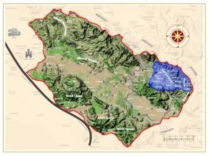 Cartina La-Ciociaria