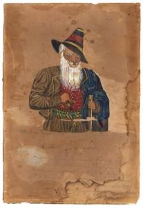 Antonio  Gasbarrone, 1858, acqu.inedito, prop.priv. A.