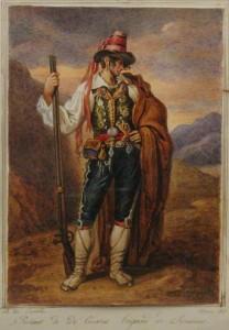 Chatillon, d,A.,  De Cesaris,  Brigante di Sonnino, coll.priv.