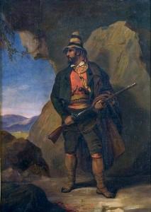 Ternite, F.W. Nella caverna, 1838,  mercato ant.