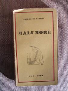 De Libero,L., Malumore