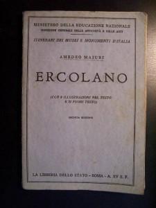 Maiuri,A.,  Ercolano, 1937