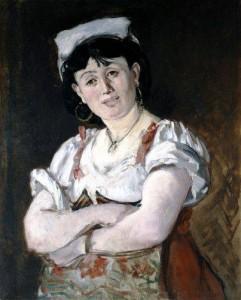 Agostina, Manet, E., Italienne,   prop.priv.