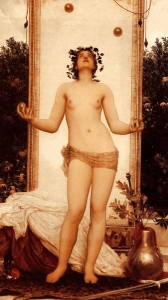 Antonia Caira, Leighton Sir F., The antique juggling girl, prop.priv.