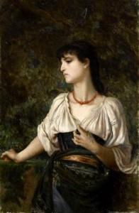 Bibiana, Hébert E., Museo di Grenoble