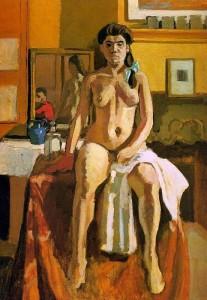 Carmela Caira, Matisse, H., Carmelina, Museo di Boston, USA