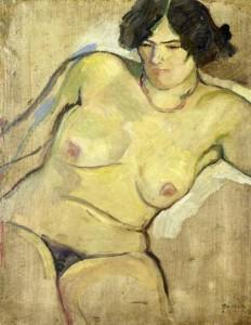 Carmela Caira, Pascin J., Carmen, 1909,  mercato ant.
