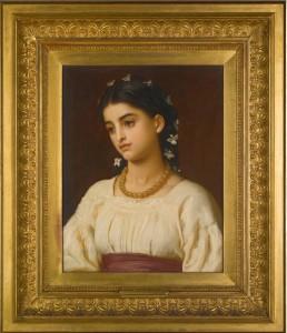 Caterina, Leighton, F.Sir, Catarina, ca.1878,  mercato antiq.