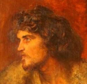 Angelo Colarossi, Watts, G.F., Volto di Colarossi, Watts House, Londra