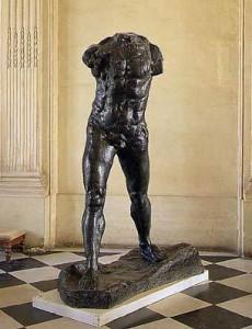 Cesidio Pignatelli, Rodin, A., L'uomo che cammina, Museo Rodin, Parigi