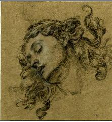 Antonia, Poynter, E.J., British Museum, Londra