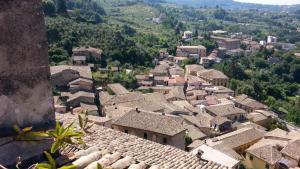Arpino, gli antichi tetti