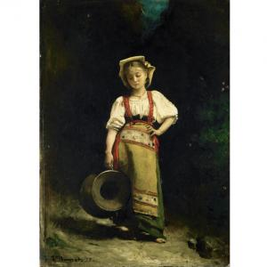 Bonnat, C.Ciociarella,mercato ant.