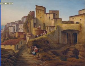 Cervara di Roma in opera di Jacobson J., 1853