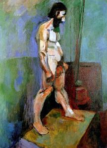 Cesidio Pignatelli, H.Matisse, 1900 MOMA