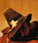 Delaroche, H.P., cappello
