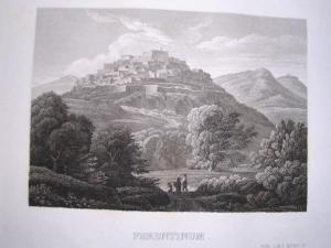 Ferentino in incisione di M. Candidi Dionigi