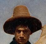 Gérome, J.L., cappello