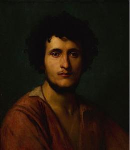 Giacomo Orlandi, attr.Gérome, J.L.,62,2x49 SOTH N.Y. 1.2.2018 n.717