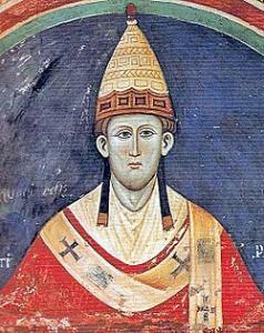 Innocenzo III, papa, dei Conti di Segni,Gavignano di Segni,1160-1198-1216