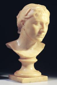 Marianna, in cera di A.Rodin, 1888 Queensland Mus.