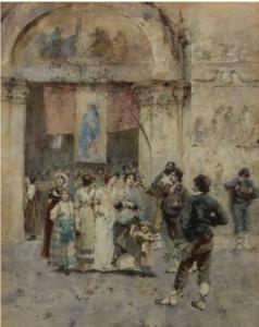 Matrimonio ciociaro a Roma