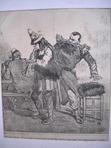 Parigi, 1846, Charivari