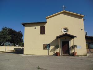 Sezze, valle di Suso, Chiesa Nuova, anni 1830