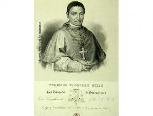 Tommaso Pasquale Gizzi, cardinale Ceccano 1787-1849