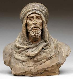 Arabo, 28x28 cm, coll.priv.