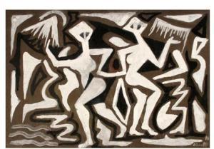Danze ritmiche, 1914, prop.priv.