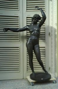 MEDUSA,  Intera, bronzo, h.1,82 m, prop.priv.