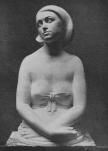 Ritratto della Signora Laura Alvaro 1925, Sapori EMP LXIX n.414 p