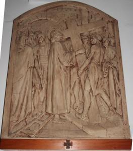 Via Crucis, Cattedrale di Pompei,
